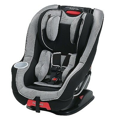 Graco Size4Me 65 Baby to Toddler Convertible Car Seat w/ Rapid Remove, Matrix