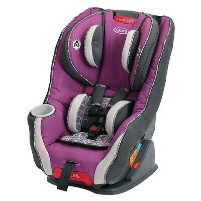 Graco Size4Me 65 Baby to Toddler Convertible Car Seat w/ Rapid Remove, Nyssa