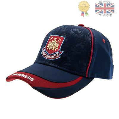 West Ham United F.C. Cap DB Official Licensed Product