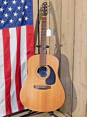 Seagull S6 Spruce Top Acoustic Electric Guitar L@@K!