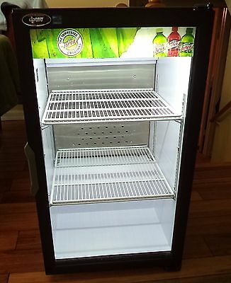 Commercial  Display Cooler for Drinks   Produce and More~  Excellent Condition