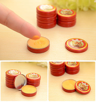 5-20pc Headache Carsickness Itching Relief Tiger Essential Balm Oil QingLiangYou