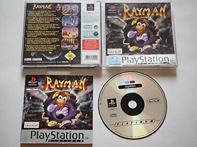 Rayman (PS1) - Game  DOVG The Cheap Fast Free Post
