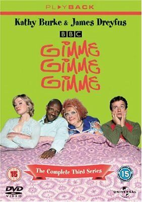 Gimme Gimme Gimme: The Complete Series 3 [DVD] - DVD  W8VG The Cheap Fast Free