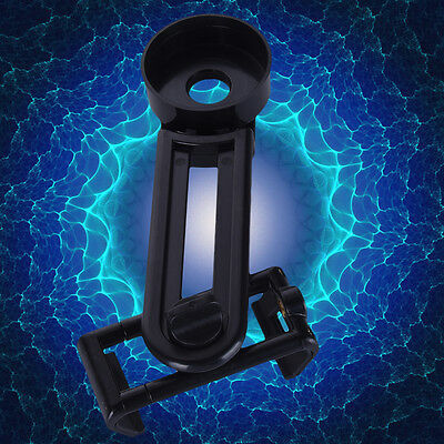 Universal Stand Spotting Scopes Telescope Mount Adapter for Phone Camera