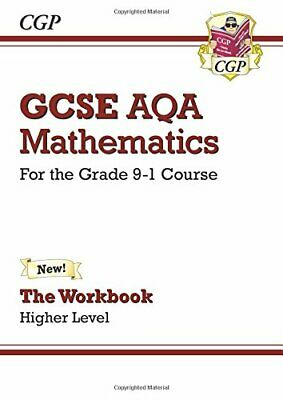 GCSE Maths AQA Workbook: Higher - for the Grade 9-1 Course (CGP... by Books, Cgp