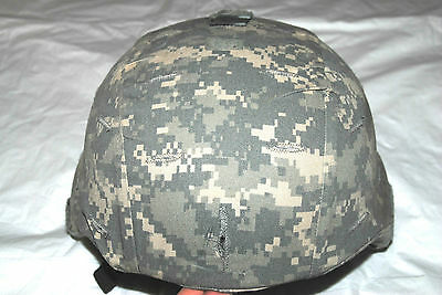 Us Army Sds Level Iiia Ach Combat Mich Combat Helmet - Large