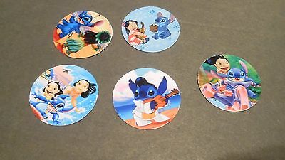 Pre Cut One Inch Bottle Cap Images POPEYE CARTOON  Free Ship