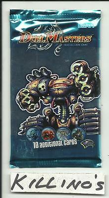 Duel Masters DM-01 booster pack Factory sealed