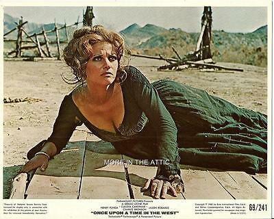 Sergio Leone Spaghetti Western Once Upon A Time In The West Us Mini Lobbies X 6