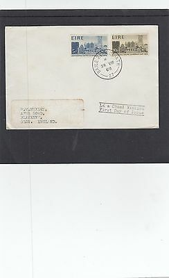 Ireland 1968 St Mary's Cathedral Limerick First Day Cover FDC