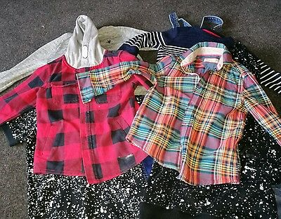 Job Lot -Next -Boys Clothes -Age 6 Years -8 Items-