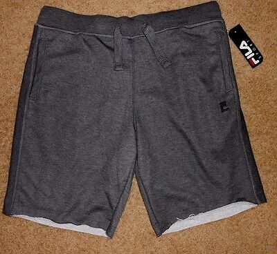 Men's Gray color sports style Shorts Size M by Fila Sport