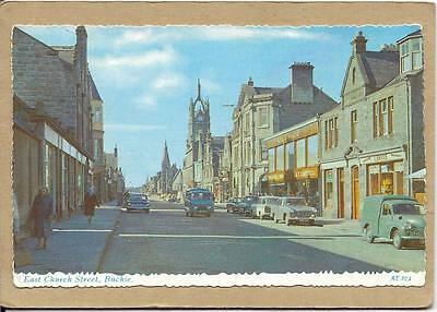Buckie - East Church Street - Banffshire