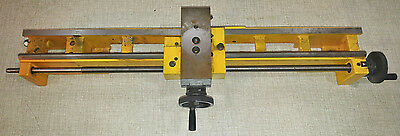 Emco Compact 5 Manual Lathe Cast Iron Bed Assembly   0401