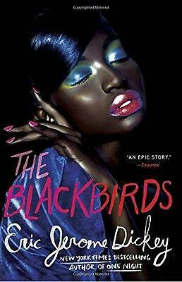 The Blackbirds by Eric Jerome Dickey Paperback Book