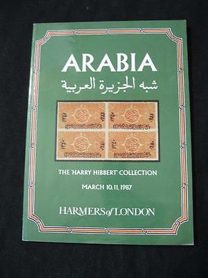 Harmers Auction Catalogue 1987 Arabia 'harry Hibbert' Collection
