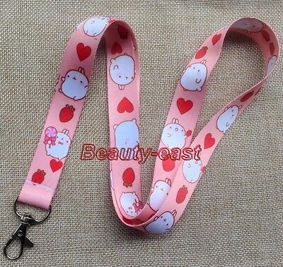 Lot Cartoon anime Neck Strap Lanyards Mobile Phone Key Chain Party Favors P223