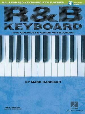 R & B Keyboard: The Complete Guide by Mark Harrison (English) Paperback Book Fre