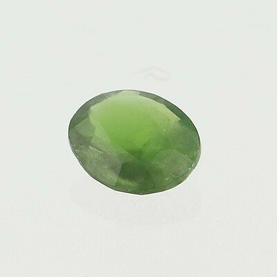 .46ct Loose Diopside Gemstone - Oval Cut 5.59mm x 4.83mm Green