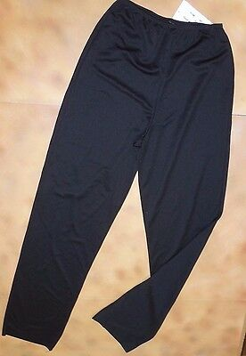 NWT DANCE Costume JAZZ PANTS CHILD/ADULT 2 colors Wolff Fording Black or  Nutmeg