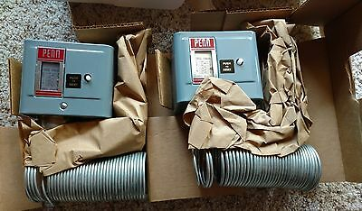 2/johnson Controls Pneumatic Temp. Control A40Fa-1