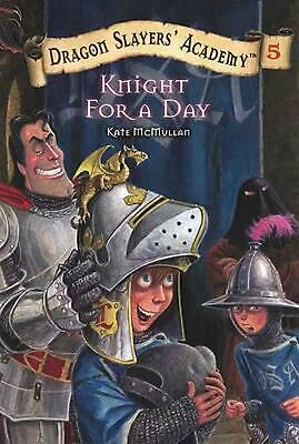 Knight for a Day #5 by Kate McMullan (English) Paperback Book Free Shipping!