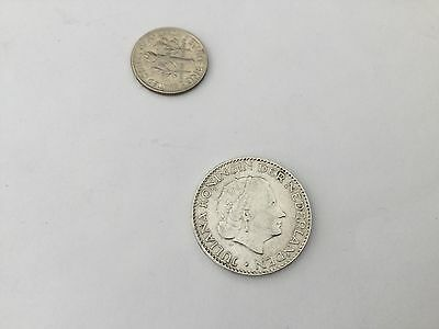 Superb 1955 Netherlands 1 Gulden World Silver Coin, You Grade!