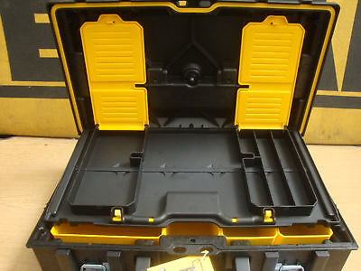 Dewalt Ds150 Tough System Storage Carrying Case With Boxes 1 70 321
