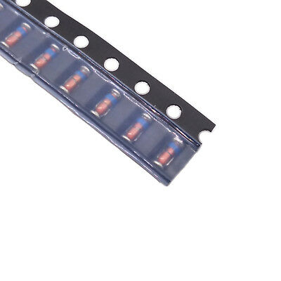 100 pcs 1N4148 LL4148 SMD SMT Diode Switching Signal New