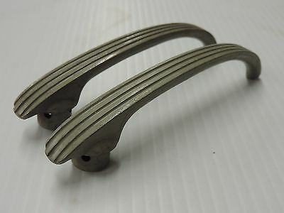 Vintage Nos 1937 1938 Ford Inside Door Handles - Hot Rod / Rat Rod