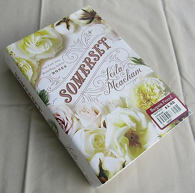 Somerset by Leila Meacham - Hardcover - First Edition