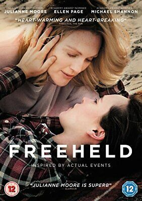 Freeheld [DVD] - DVD  CUVG The Cheap Fast Free Post