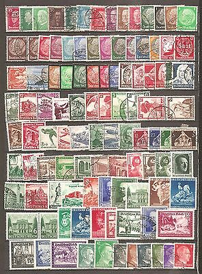 Germany Selection on Old Stock Page
