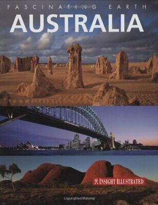 Australia Insight Fascinating Earth by GeoGraphic Hardback Book The Cheap Fast