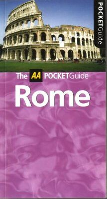 Pocket Guide Rome by Not Stated Paperback Book The Cheap Fast Free Post