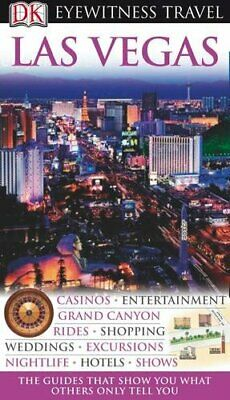 DK Eyewitness Travel Guide: Las Vegas by Stratton, David Hardback Book The Cheap