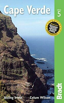 Cape Verde (Bradt Travel Guides), Irwin, Aisling Paperback Book The Cheap Fast
