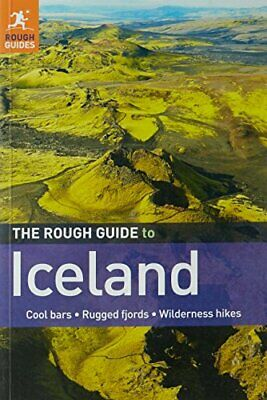 The Rough Guide to Iceland by Proctor, James Paperback Book The Cheap Fast Free