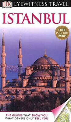 DK Eyewitness Travel Guide: Istanbul by Baring, Rose Hardback Book The Cheap