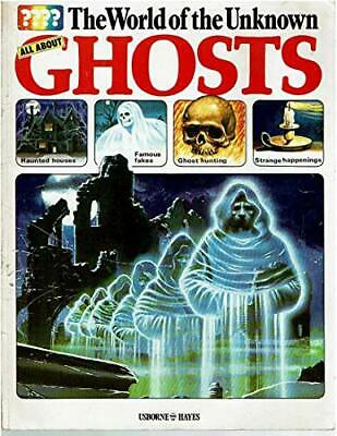 Ghosts (World of the Unknown), Maynard, Christopher Paperback Book The Cheap