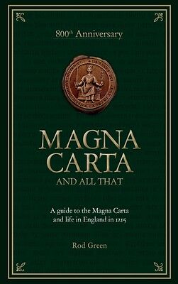 Magna Carta and All That (Hardcover), Green, Rod, 9780233004648