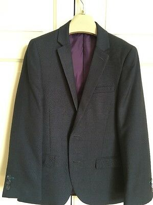 Boys Formal Suits Jacket - Age 8ys NEXT Excellent Condition