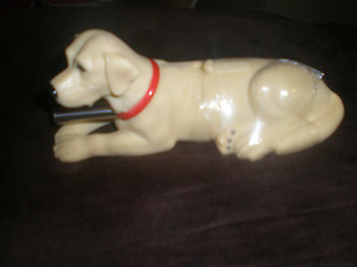 Labrador Retriever Bbq Barbeque Lighter Yellow Blonde Lab Dog Rare Unique Gift