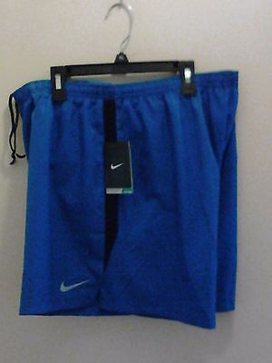 """Nwt  $32 Nike Challenger 5"""" Dri Fit Running Shorts Size M"""