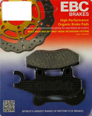 EBC SFA HH Sintered Scooter Brake Pads Front Right Single Set For Kymco SFA197HH