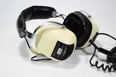 VINTAGE SANSUI 2 WAY SS-20 8 Ohm HEAD PHONES! SOUND AMAZING!