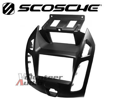 2014-2015 Transit Connect ISO Double Din Installation Kit
