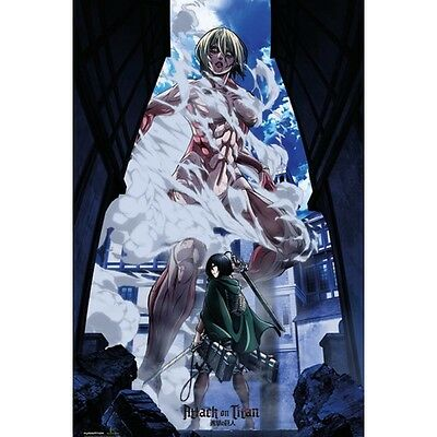 Gb Eye Poster Attack On Titan Part 2 -Fp3895- Poster