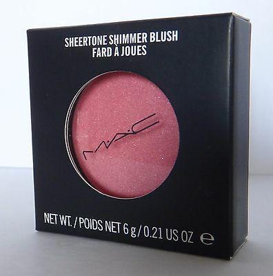 MAC Sheertone Shimmer Blush - DOLLYMIX - Brand New In Box 100% Authentic